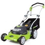 Green works corded best electric lawn mower