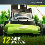 Best Push Mower Brand Green Work