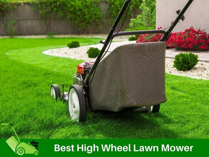 Best High Wheel Lawn Mower