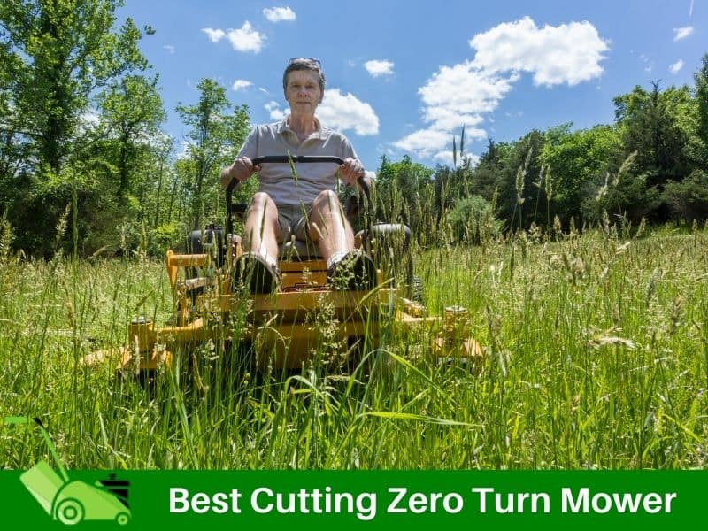 best cutting zero turn mower
