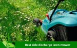 Best side discharge lawn mower