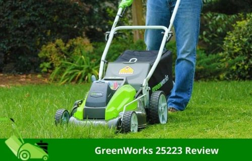 GreenWorks 25223 Review -According to Engineering Experts