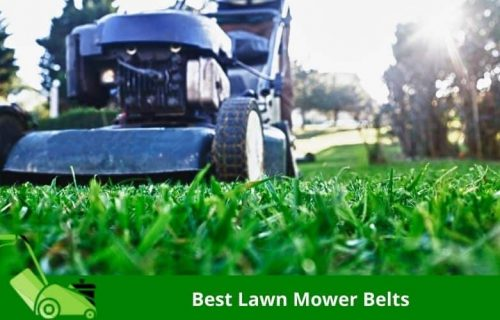 Best Lawn Mower Belt – Review & Buying Guide In 2021