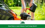 How Does a Lawn Mower Fuel Pump Work