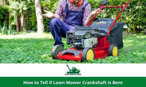 How to Tell if Lawn Mower Crankshaft is Bent – Latest Tips