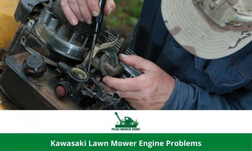 Kawasaki Lawn Mower Engine Problems | Smartly Get Step By Easy Solution